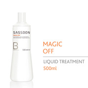 SASSOON Magic Off Fluid