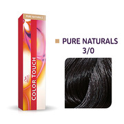 COLOR TOUCH Pure Naturals 3/0