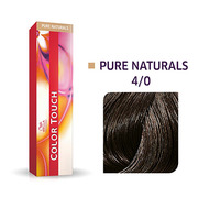 COLOR TOUCH Pure Naturals 4/0
