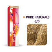 COLOR TOUCH Pure Naturals 8/0