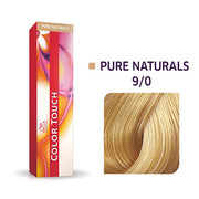 COLOR TOUCH Pure Naturals 9/0