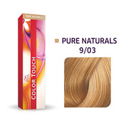 COLOR TOUCH Pure Naturals 9/03